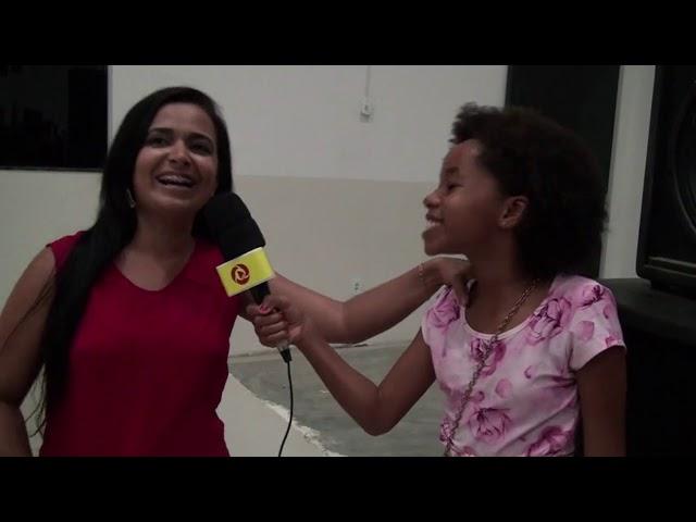 EOA faz aniversário Yara Regina faz entrevistas em Laje