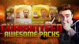 FIFA 15 - GUARANTEED AWESOME PACKS EVERY TIME!!!! - Fifa 15 Pack Opening Online
