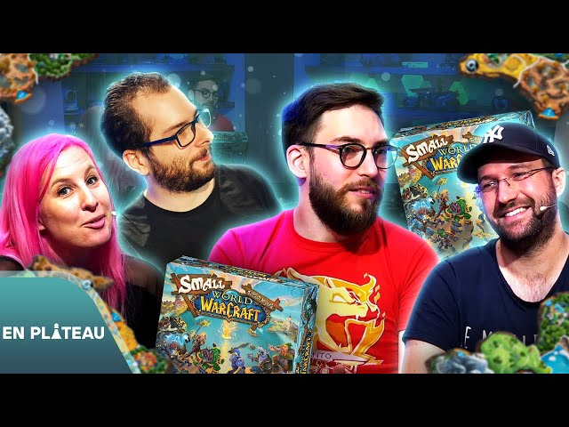 Qui aura le plus de territoire à son actif ? 🤔🗾 - Small World of Warcraft | En Plateau