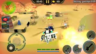 Gunship bettal game android best game