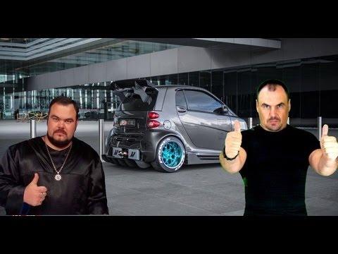 """Обзор авто """"Smart"""" Маги шутят. Виктан и Сергей Кобзарь."""