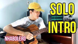 SOLO CỰC HAY | ĐẮP MỘ CUỘC TÌNH (PHẦN INTRO) | #NhaBolero