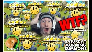SUMMONERS WAR: TOO MANY NAT 5 SUMMONS!!! (Saturday Morning Summons 6/24)