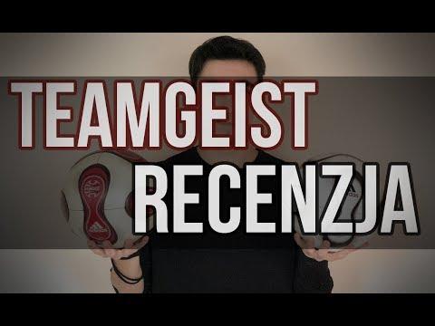Recenzja (#15) - Teamgeist (Piłka do Freestyle Football)