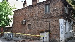 Пострадала от земетресението в Пловдив къща