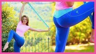 Быстрое похудение ног: комплекс упражнений