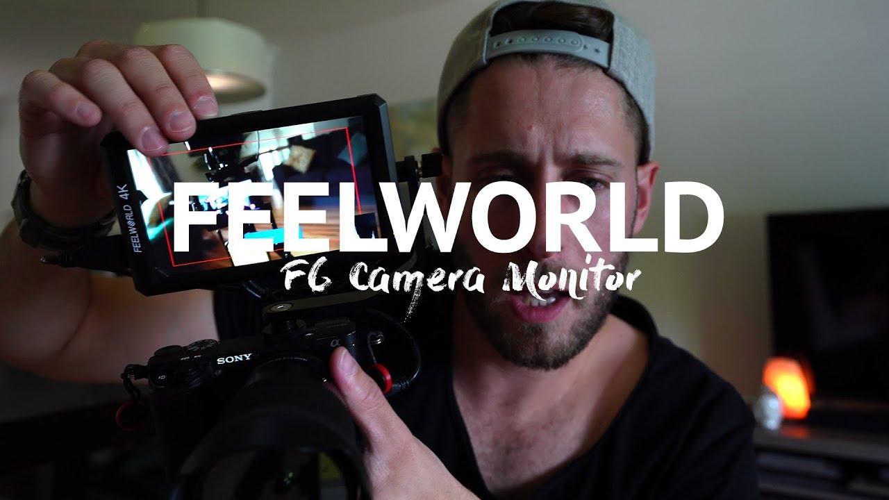 Cheap Monitor for Sony A7iii - Feelworld F6 | Small HD Copy