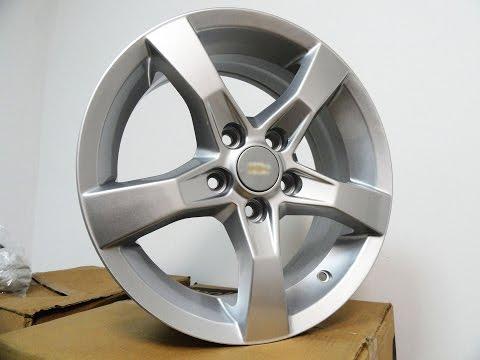 Диски на Chevrolet /// обзор