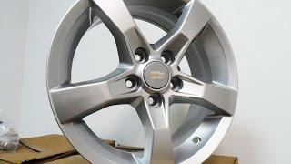 Диски Replay R15 на Chevrolet(, 2016-08-15T19:20:19.000Z)