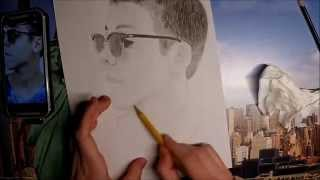 Matthew Espinosa (Magcon) Speed Drawing