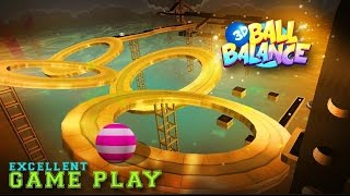 3D Ball Balance - Android Gameplay HD