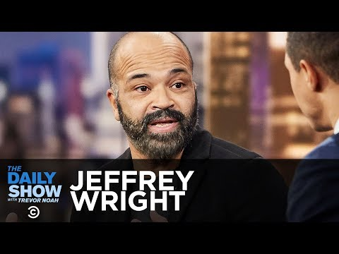 """Jeffrey Wright - Giving a Creative Voice to Veterans with """"We Are Not Done Yet"""" 
