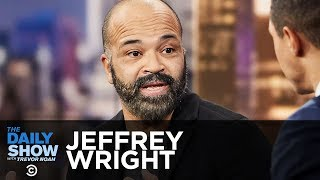 "Jeffrey Wright - Giving a Creative Voice to Veterans with ""We Are Not Done Yet"" 
