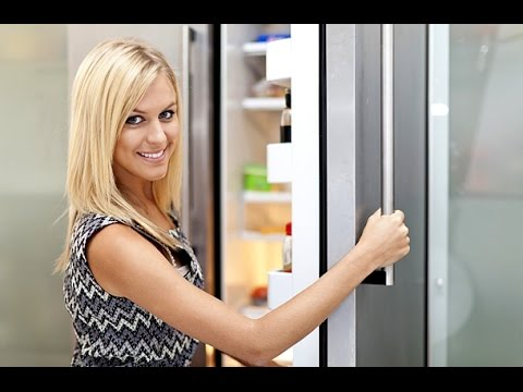 Замена ручки на холодильнике Либхер - Http://bitremont.ru
