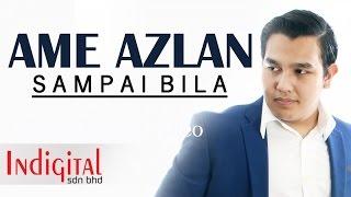 Ame Azlan - Sampai Bila (Official Lyric Video Drama Hero Seorang Cinderella)