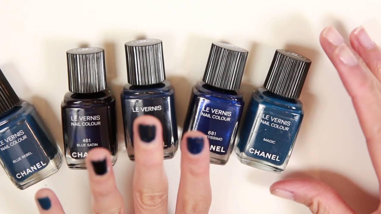 chanel le vernis longwear nail