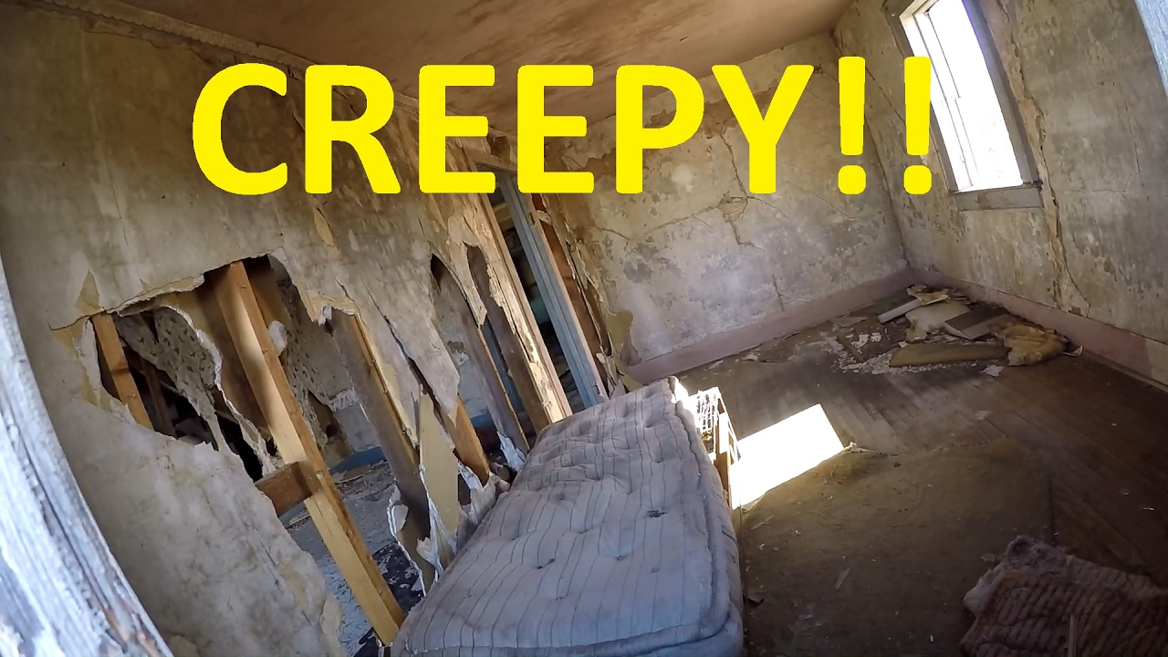 Old  Abandoned house/farm exploring and some crazy stuff