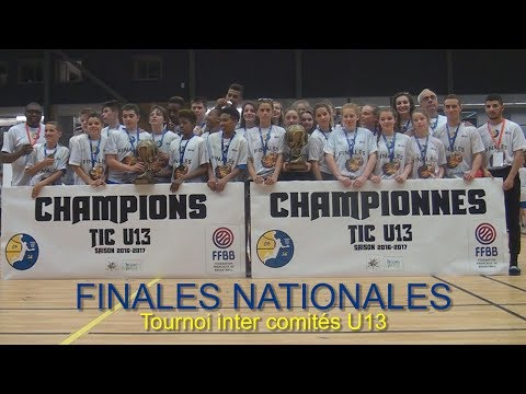 Tic Nationales de Basket 2017