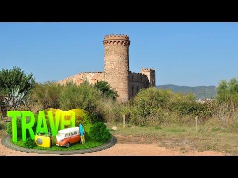 España Catalunya Santa Coloma de Cervello Torre Salvana ☕ HD 1080p