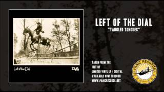 Watch Left Of The Dial Tangled Tongues video