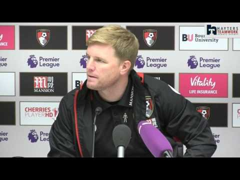 Howe revels in rampant Bournemouth victory