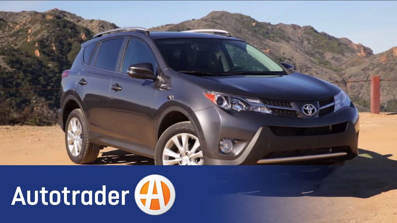 2013 Toyota RAV4 - SUV | New Car Review | AutoTrader - YouTube
