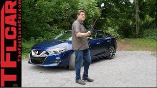 2016 Nissan Maxima Preview: A Four Door Sports Car (4DSC)?