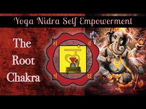 Yoga Nidra Self Empowerment: The Root Chakra Muladhara (Sleep Okay)