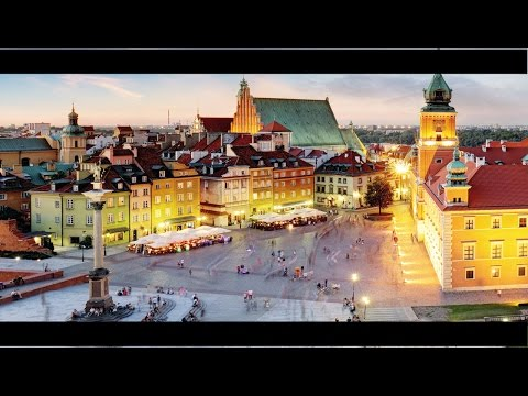 Warsaw is Becoming the Capital City of Central Europe
