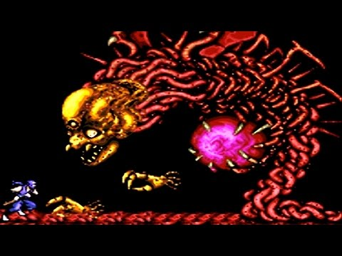 Ninja Gaiden 2 Snes All Bosses No Damage Youtube