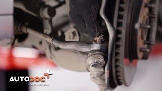Ako vymeniť Drżiak ulożenia stabilizátora na CITROËN BERLINGO (B9) - video sprievodca