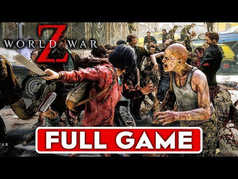 world war z gameplay walkthrough part 1 full game 1080p hd 60fps pc max settings no commentary
