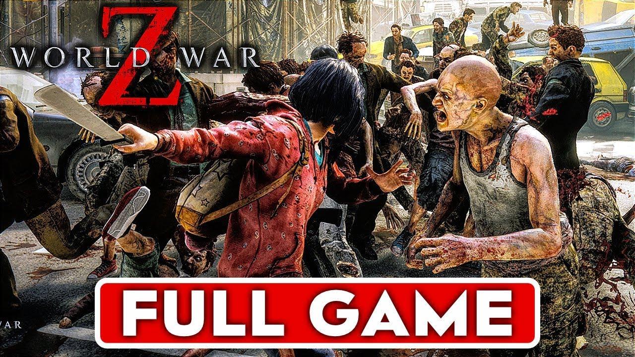 WORLD WAR Z Gameplay Komplettlösung Teil 1 VOLLES SPIEL [1080p HD 60FPS PC MAX EINSTELLUNGEN] - Kein Kommentar + video