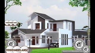 Indian House Design By 99HOMEPLANS COM [ Esp: M025 ]