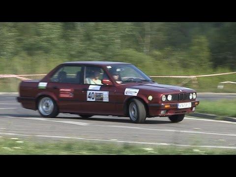 SUPER OES  Nowy sącz 2015 | Gucwa / Popiół | BMW 2500 CM [MotoRecords.pl]