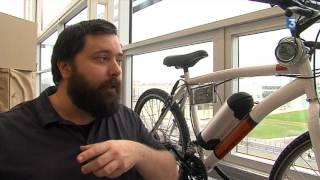 Tout le monde peut poser le kit électrique sur son vélo