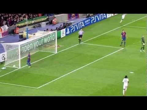 ramires amazing speed and goal vs barcelona