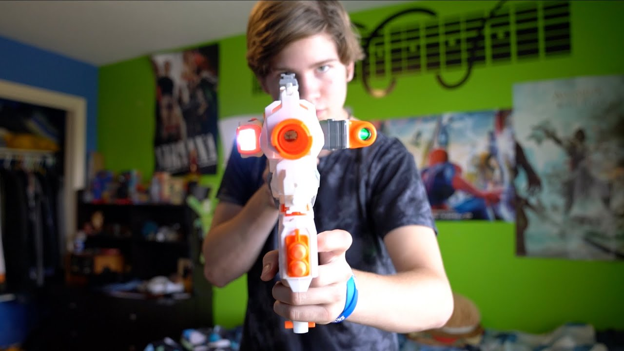 Nerf Modulus Accessories Unboxing And Review Youtube