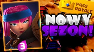 Nowy SEZON! Clash Royale Polska #041