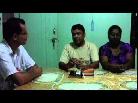 Fiji Marriage Miracle - Sharvin & Veena's Testimony