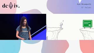 Ethereum Foundation Values by Aya Miyaguchi (Devcon4)