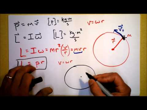 Angular Momentum Definition and Examples | Doc Physics