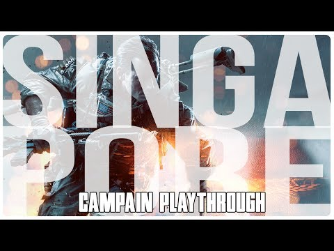 PLOT TWIST!!!!!!!!!! also spaghettisauce  - BF4: Campain Playthrough in 1080p - Part4: Singapore