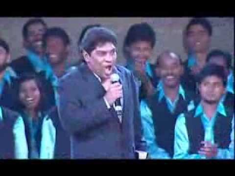 Jonny Lever Preaching at Worship Concert TAMJID-E-KHUDA