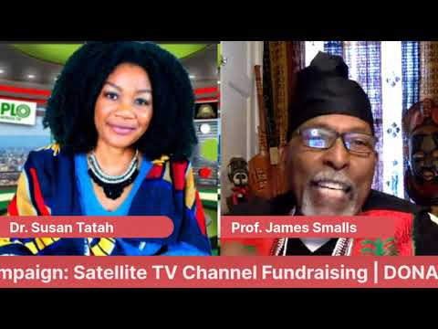 Prof. James Smalls: Time to build Africa Economically, Political and Cultural