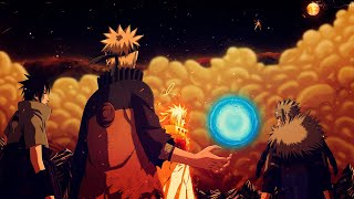 Naruto AMV - Take it out on me -Naruto,Sasuke and Hokages vs.Obito Jinchuuriki [HD]