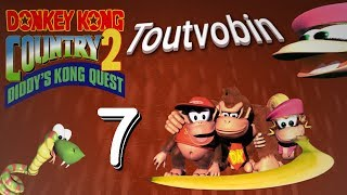 Donkey Kong Country 2: Diddy's Kong Quest - Entre deux craque - PART 7