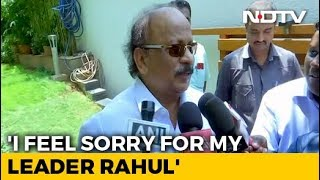 "Sulking Karnataka Lawmaker Calls Congress Leader ""Buffoon"", Party Upset"