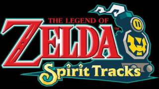 The Legend of Zelda: Spirit Tracks Music - Spiral Staircase