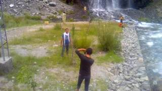 Mantoka waterfall skardu